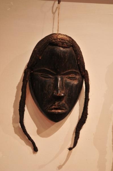 Masca de la tribul Dan, Cote d'Ivoire