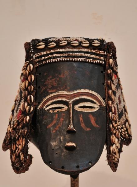 RD Congo, masca Lele, provincia Kasai