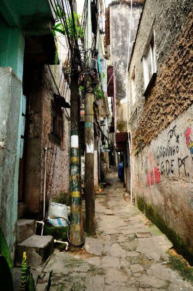 Alee in Rocinha
